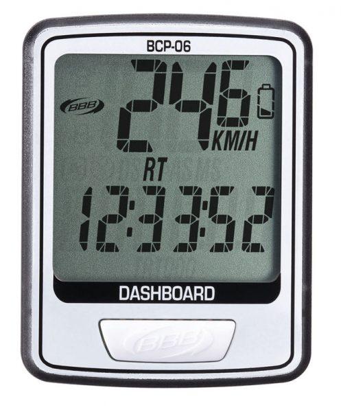 Велокомпьютер BBB DashBoard BCP-06 10 функций