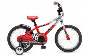 "Bikes 16"" Schwinn Gremlin boys 2016 red/silver"