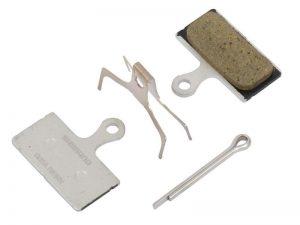Тормозные колодки Shimano G02А полимер