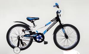 Велосипед Comanche SHERIFF W16 Черный синий белый