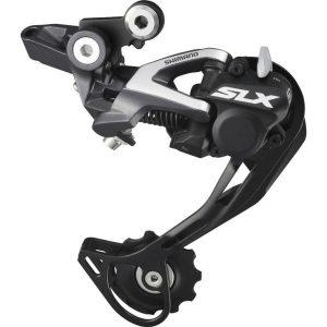 Перемикач задній Shimano SLX RD-M7000 Shadow+ 10 швидкостей довгий важіль
