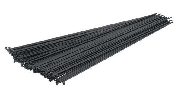 Спица MACH1 INOX PLUS черная (нержавейка) 2/272мм 10шт