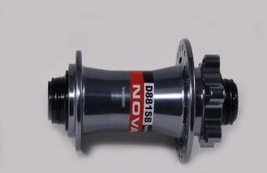 Втулка передняя NOVATEC D881SB-9-32-GBL