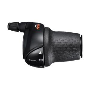 Шифтер Shimano Nexus Inter 8 SL-C6000-8 RevoShift 8-ск, рубашка/тросик 1800мм
