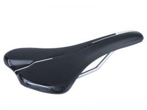 Женское седло PRO Condor 152мм CrMo черное