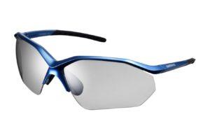 Окуляри SHIMANO EQUINOX3 фотохромні голубий металік