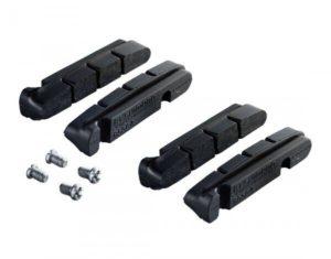 Гальмівні гумки SHIMANO Dura-Ace R55C4 кассетна фиксація (комплект 2 пари)
