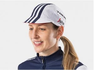 Велокепка Santini Trek-Segafredo Cycling Cap white