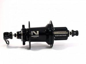 Втулка задняя Novatec XD642SB/A-ABG-S11-QR, 32, черный